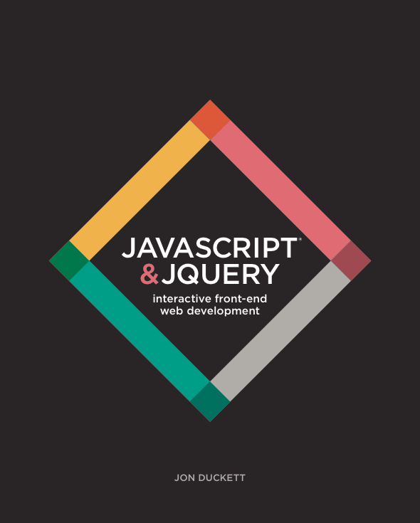 Learn JavaScript & jQuery - a book about interactive front-end web